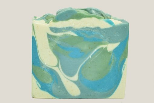Colorado Winter natural soap by Honest Soap Company of Henderson, Colorado