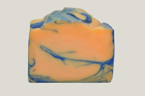 Football natural soap by Honest Soap Company of Henderson, Colorado