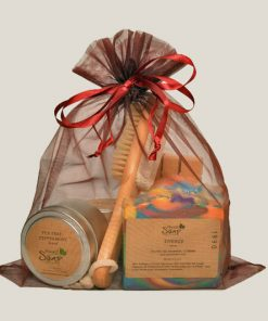 Large Custom Gift Bags by Honest Soap Company of Henderson, Colorado
