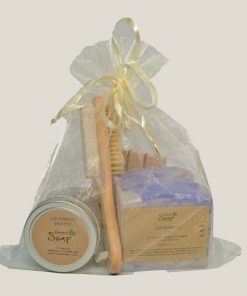 Large Gift Bags by Honest Soap Company of Henderson, Colorado