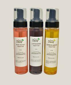 Liquid Soap by Honest Soap Company of Henderson, Colorado