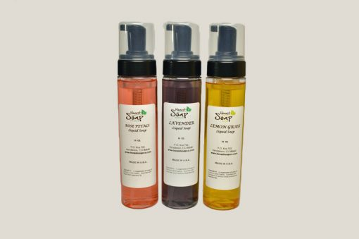 Liquid Soap by Honest Soap Company of Henderson, Colorado