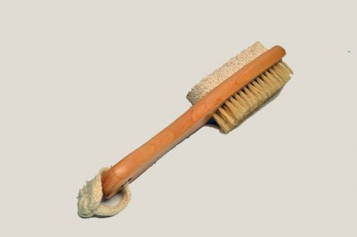 Pumice Brush by Honest Soap Company, Henderson, Colorado