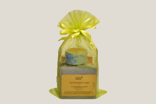 Small Custom Gift Bags by Honest Soap Company of Henderson, Colorado