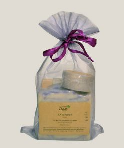 Small Gift Bag by Honest Soap Company of Henderson, Colorado