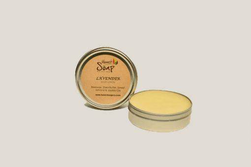 Lavender Solid Lotion by Honest Soap Company, Henderson, Colorado