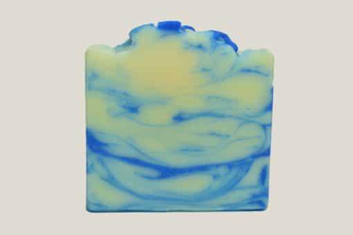 Tea Tree-Lemon natural soap by Honest Soap Company of Henderson, Colorado