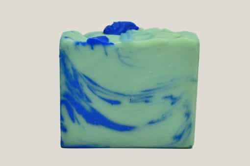 Tea Tree-Peppermint natural soap by Honest Soap Company of Henderson, Colorado