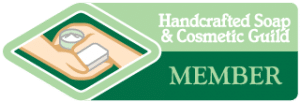 Honest Soap Company is a member of the Handcrafted Soap & Cosmetic Guild