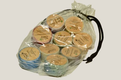 Sampler Pack by Honest Soap Company of Henderson, Colorado