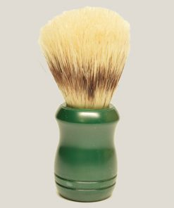 Boar Bristle Shave Brush by Honest Soap Company of Henderson, Colorado