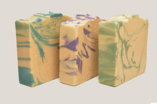 Goat's Milk soap by Honest Soap Company of Henderson, Colorado